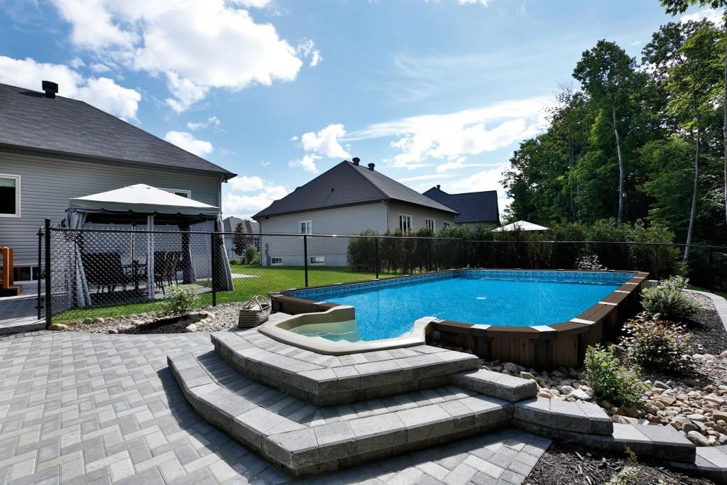 Maison a vendre dans la creuse avec piscine