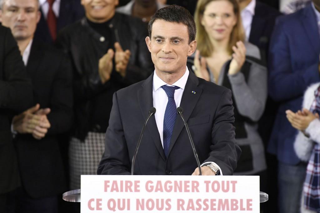 Pm Présidentielle Candidat Français 2017 De La Valls À Le fvYg7by6
