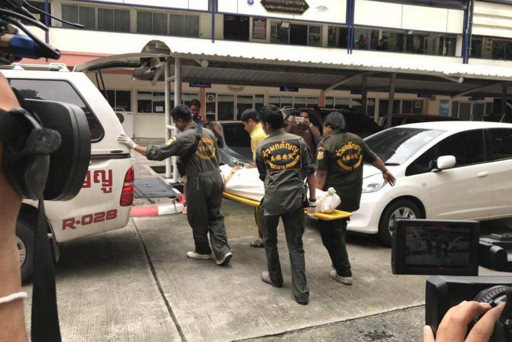 Arrestation Thailande Carte Bancaire.Quebecois Mort En Thailande Cazes Etait Au Coeur D Une Enquete Du Fbi