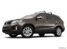 Kia - Sorento 2015 - Traction avant, 4 portes, 4 cyl. en ligne, GDI, boîte automatique, LX - Plan latéral avant (Evox)