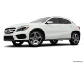 Mercedes-Benz - Classe GLA 2015 - GLA250 4 portes 4MATIC - Plan latéral avant (Evox)