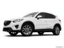 Mazda - CX-5 2015 - GX 4 portes à traction avant, boîte manuelle - Plan latéral avant (Evox)