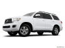 Toyota - Sequoia 2015 - 4 RM 4 portes SR5 - Plan latéral avant (Evox)