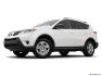 Toyota - RAV4 2015 - Traction intégrale 4 portes LE - Plan latéral avant (Evox)