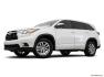Toyota - Highlander 2015 - Traction intégrale 4 portes Limited - Plan latéral avant (Evox)