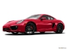 Porsche - Cayman 2015 - Coupé 2 portes - Plan latéral avant (Evox)