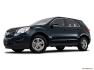 Chevrolet - Equinox 2015 - Traction avant 4 portes LS - Plan latéral avant (Evox)
