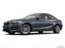 BMW - Série 2 2016 - 228i coupé 2 portes PA - Plan latéral avant (Evox)