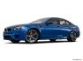 BMW - M5 2016 - Berline 4 portes - Plan latéral avant (Evox)