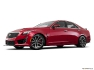Cadillac - Berline CTS-V 2016 - Berline 4 portes - Plan latéral avant (Evox)
