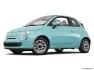 FIAT - 500c 2016 - Décapotable 2 portes Pop - Plan latéral avant (Evox)