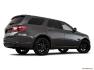 Dodge - Durango 2016 - Traction integrale 4 portes R/T - Plan latéral arrière (Evox)