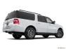 Ford - Expedition Max 2016 - 4 RM, 4 portes, Limited - Plan latéral arrière (Evox)