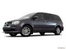 Dodge - Grand Caravan 2016 - Familiale à 4 portes R/T - Plan latéral avant (Evox)
