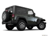 Jeep - Wrangler 2016 - 4 RM 2 portes Sport - Plan latéral arrière (Evox)