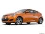 Hyundai - Veloster 2016 - Coupé 3 portes, boîte manuelle - Plan latéral avant (Evox)