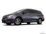 Honda - Odyssey 2016 - Familiale, 4 portes, EX-L avec RES - Plan latéral avant (Evox)