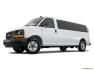 GMC - Fourgonnette Savana tourisme 2016 - 2500 LS 135 po PA avec 1LS - Plan latéral avant (Evox)