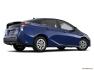 Toyota - Prius 2016 - Hayon 5 portes - Plan latéral arrière (Evox)