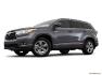 Toyota - Highlander Hybride 2016 - Traction intégrale 4 portes Limited - Plan latéral avant (Evox)