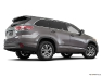 Toyota - Highlander 2016 - Traction intégrale 4 portes Limited - Plan latéral arrière (Evox)