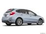 Subaru - Impreza 2016 - Voiture à hayon, 5 portes, boîte manuelle 2,0i - Plan latéral arrière (Evox)