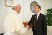 Le pape parle d'aide aux pauvres avec Mark Zuckerberg