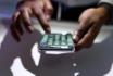 L'écoute de musique en ligne sur les téléphones intelligents très populaire