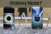 Les É.-U. interdisent les Galaxy Note 7 dans tous les avions