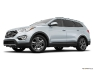 Hyundai - Santa Fe XL 2016 - 3,3 L 4 portes TA BA - Plan latéral avant (Evox)