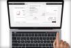 Un lecteur d'empreintes digitales sur le nouveau MacBook Pro