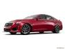 Cadillac - Berline CTS-V 2017 - Berline 4 portes - Plan latéral avant (Evox)