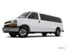 Chevrolet - Fourgonnette Express tourisme 2017 - Traction arrière 2500 135 po LS - Plan latéral avant (Evox)