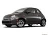 FIAT - 500 2017 - Voiture à hayon 2 portes Pop - Plan latéral avant (Evox)