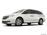 Honda - Odyssey 2017 - Familiale 4 portes LX - Plan latéral avant (Evox)