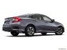 Honda - Civic Berline 2017 - 4 portes, boîte manuelle, DX - Plan latéral arrière (Evox)