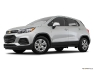 Chevrolet - Trax 2018 - Traction avant 4 portes LS - Plan latéral avant (Evox)