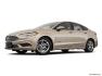 Ford - Fusion hybride 2018 - S TA - Plan latéral avant (Evox)