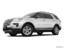 Ford - Explorer 2018 - TA - Plan latéral avant (Evox)
