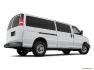 Chevrolet - Fourgonnette Express tourisme 2018 - Traction arrière 2500 135 po LS - Plan latéral arrière (Evox)