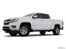 Chevrolet - Colorado 2018 - de base cabine allongée 128,3 po 2RM - Plan latéral avant (Evox)