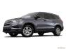 Honda - Pilot 2018 - LX TI - Plan latéral avant (Evox)