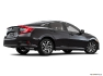 Honda - Civic Berline 2018 - DX BM - Plan latéral arrière (Evox)