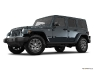 Jeep - Wrangler JK Unlimited 2018 - Sport 4x4 - Plan latéral avant (Evox)