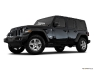 Jeep - Wrangler Unlimited 2018 - Sport 4x4 - Plan latéral avant (Evox)