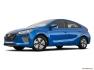 Hyundai - IONIQ hybride 2018 - Blue à hayon - Plan latéral avant (Evox)