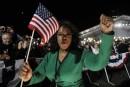 Les stars célèbrent la victoire d'Obama