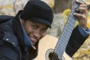 Tcheka: voix d'homme du Cap-Vert