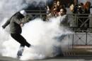 Grève générale en Grèce, émaillée de nouvelles violences