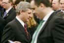 Harper s'apprête à nommer 18 sénateurs